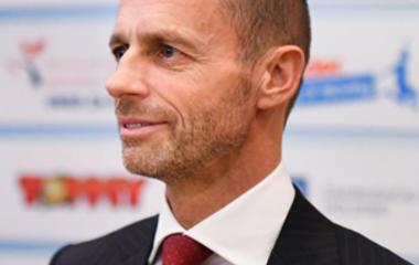 Aleksander Čeferin, ambasador Sportskih igara mladih
