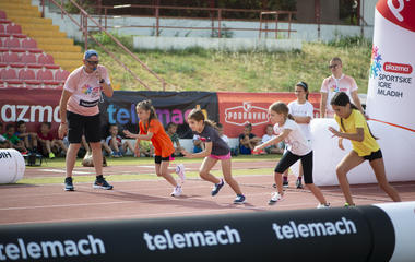 Hrvatska dobila prve državne prvake Telemach Dana sporta