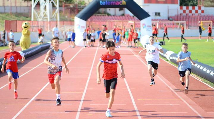 Hrvatska ima državne prvake Telemach Dana sporta