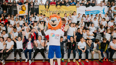 Veselimo se 25. sezoni sezoni Plazma Sportskih igara mladih
