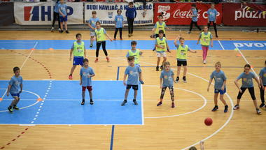Mali Osječani oduševili na Turneji radosti