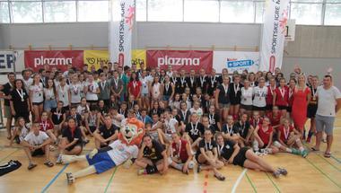 U Splitu počinje velika državna završnica Plazma Sportskih igara mladih