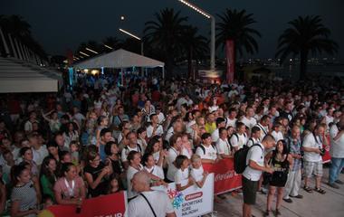 U Splitu svečano zatvorene 22. Plazma Sportske igre mladih