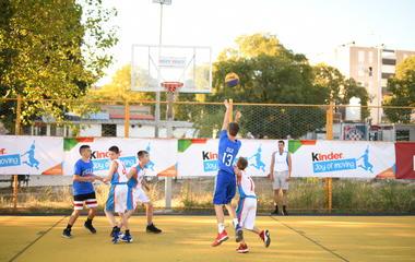 Ulična košarka