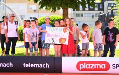 Sportaši iz Garešnice putuju na državnu završnicu Telemach Dana sporta