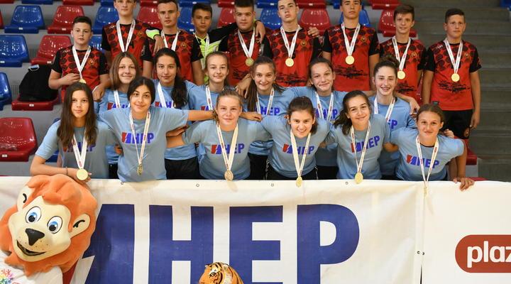 HEP i Plazma Sportske igre mladih u promociji sporta