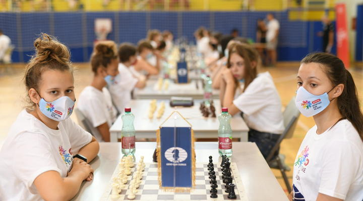 Dodijeljene medalje državne završnicu u šahu
