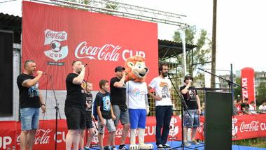 Malonogometni Coca-Cola Cup spektakl u Zagrebu