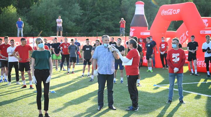 Petrinja domaćin prvog Coca-Cola Cupa u nastavku sezone