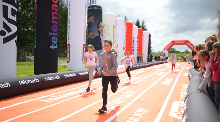 Gospićki sportaši putuju na državnu završnicu Telemach Dana sporta
