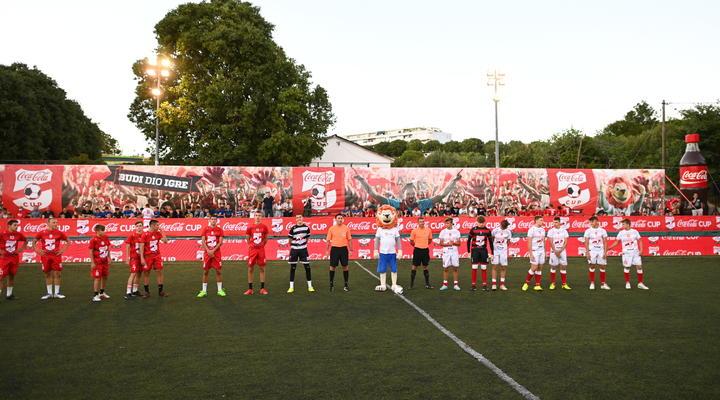 U Splitu odigrana spektakularna finala Coca-Cola Cupa