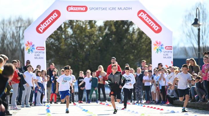 Mali Topuščani i Topuščanke plasirali se na državnu završnicu Plazma Sportskih igara mladih