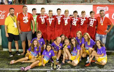 Vukovarsko-srijemska županija domaćin prvog Coca-Cola Cup 2020.