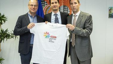 Plazma Sportske igre mladih spajaju regiju
