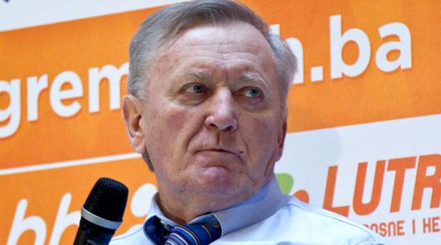 Ivica Osim, počasni predsjednik Igara za BiH i ambasador Sportskih igara mladih