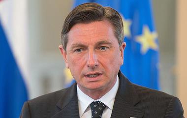 Borut Pahor, predsjednik Republike Slovenije