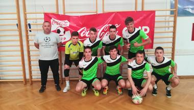 Coca Cola Cup županijsko natjecanje Osijek