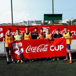 Coca-Cola Cup - županijski turnir Šibensko-kninska - Šibenik