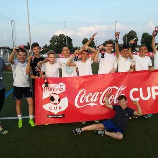 Coca-Cola Cup - županijski turnir -  Virovitičko-podravska - Virovitica