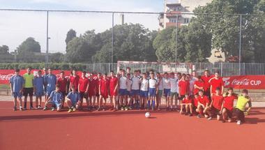 Coca-Cola Cup - kvalifikacije Istarska - Pula
