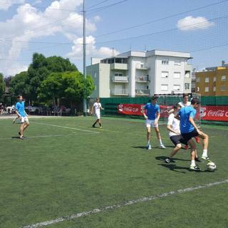 Coca-Cola Cup - županijski turnir Grad Zagreb - Zagreb