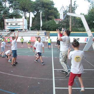 Državna završnica u graničaru - Savudrija - 2. smjena - 22.6.2018. - polufinale i finale