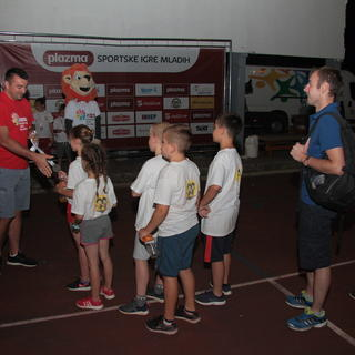 Državna završnica u graničaru - Savudrija - 2. smjena - 22.6.2018. - dodjela medalja