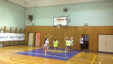 Kinder Sport turnir u uličnoj košarci - Križevci