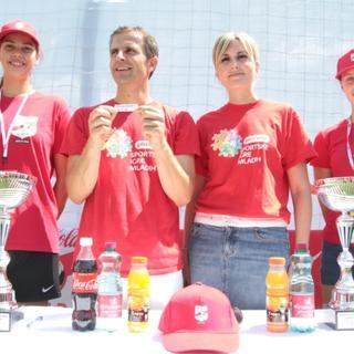 Coca-Cola Cup - državna završnica Split - 1. dan