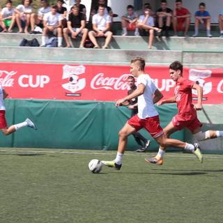 Coca-Cola Cup - državna završnica Split - 2. dan