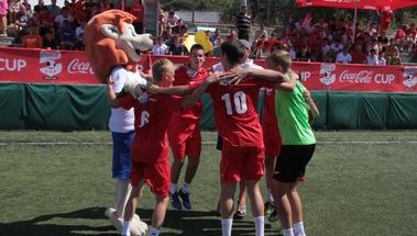 Coca-Cola Cup - državna završnica Split - 3. dan