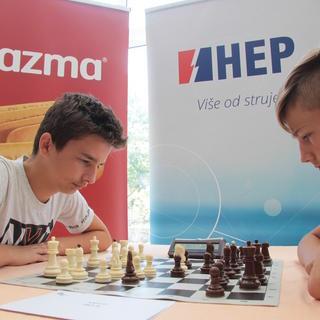 Državna završnica u šahu - Split - 4.8.2018.
