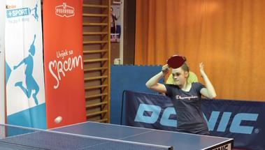 Veliko međunarodno finale 2018. Split - stolni tenis - 23.8.
