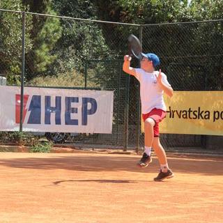 Veliko međunarodno finale 2018. Split - Hrvatska pošta CUP u tenisu
