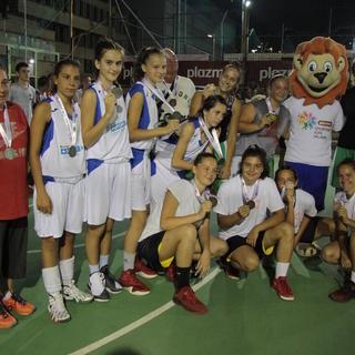Veliko međunarodno finale 2018. Split - košarka