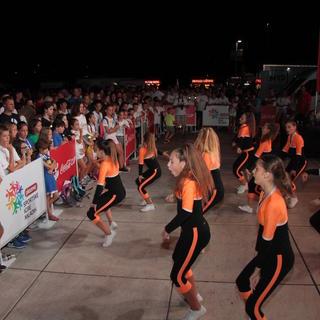 Svečano zatvaranje 22. Plazma Sportskih igara mladih, Split - Riva - dio #2