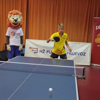 Veliko međunarodno finale 2018. Split - stolni tenis