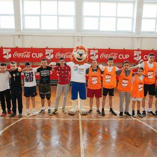 Kvalifikacije Coca- Cola Cup 2019. Vojnić 2004. godište