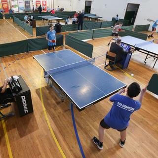 Stolni tenis županijska završnica- Slavonski Brod