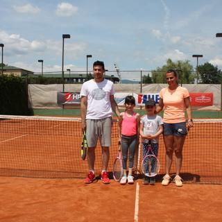 Hrvatska pošta Cup u tenisu u Zagrebu