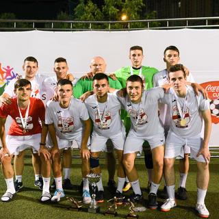 Coca- Cola Cup državna završnica Split