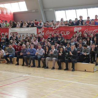 Coca-Cola Cup Glina