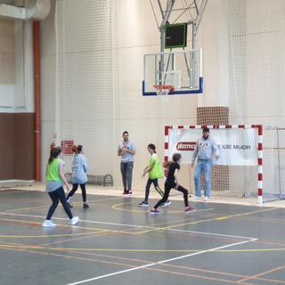Kinder Joy of Moving turnir u košarci