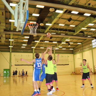 Kinder turnir u košarci odigran u Zadru i Kastvu