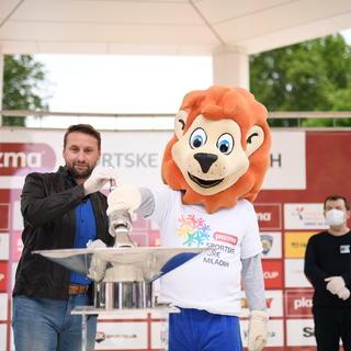 Plamen Turneje radosti upaljen u Bjelovaru