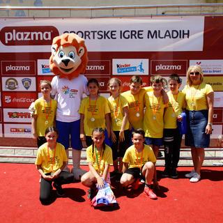 Turneja radosti u Đurđevcu
