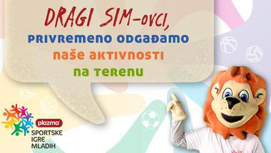 Obavijest SIM organizacijskog odbora